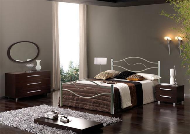 מיטה זוגית במראה קלאסי - DUPEN (דופן)