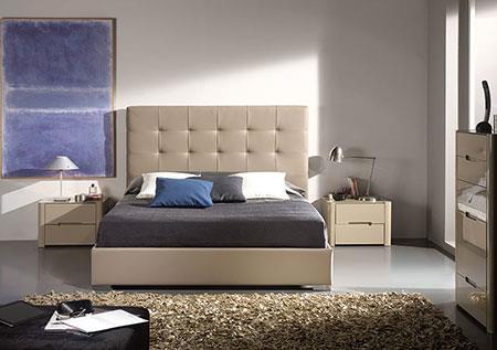 מיטה זוגית בעיצוב קלאסי - DUPEN (דופן)