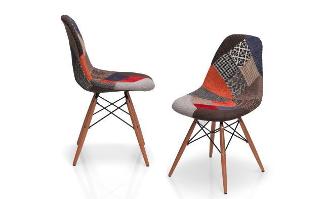 כיסא מרופד - DUPEN (דופן)