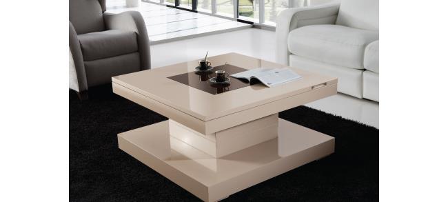 שולחן סלון נפתח - DUPEN (דופן)
