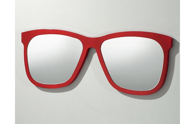 מראה בצורת משקפיים - DUPEN (דופן)