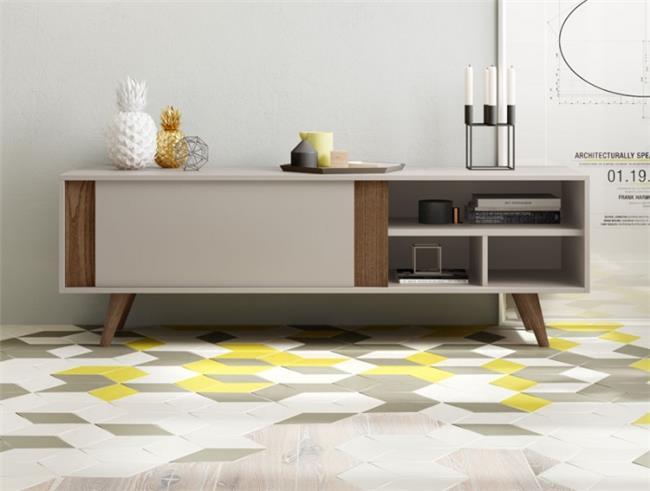 מודרניסטית מזנון טלויזיה פתוח מבית DUPEN (דופן) | הדירה - פורטל לעיצוב הבית LK-85
