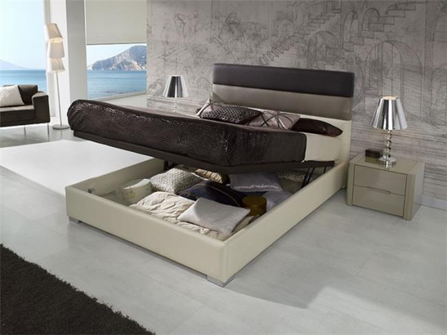 מיטה עם ארגז דגם דזירה - DUPEN (דופן)