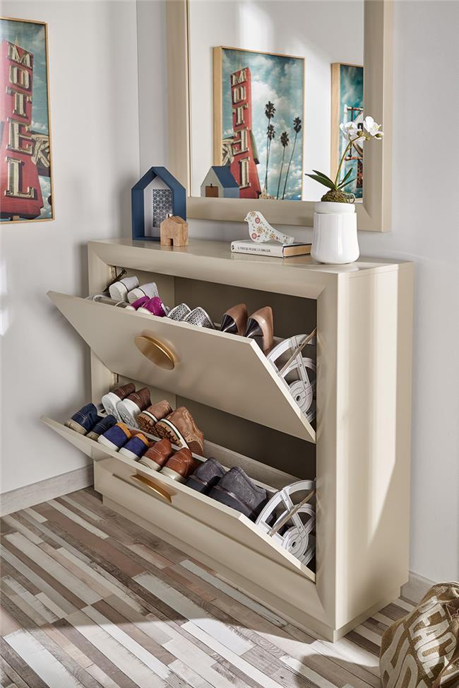 ארון נעליים מעוצב - DUPEN (דופן)