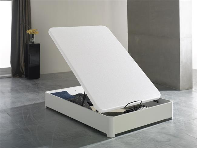 בסיס מיטה עם ארגז ומזרון ויסקו - DUPEN (דופן)