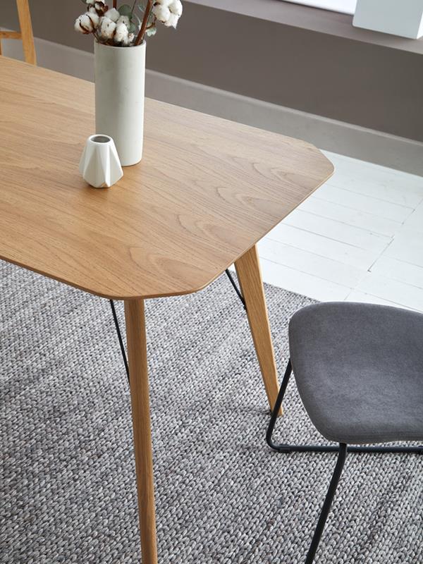 שולחן אוכל מעץ DT-901 - DUPEN (דופן)