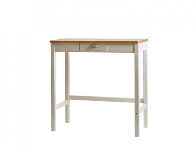 סט שולחן בר ו-2 כסאות מעץ - DUPEN (דופן)