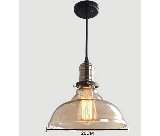מנורה מעוצבת לתליה - ברק תאורה