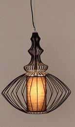 מנורה תלויה ייחודית - ברק תאורה