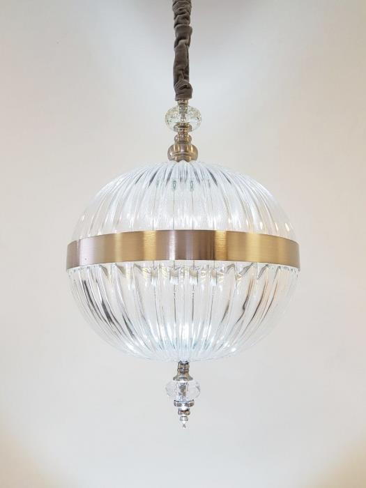 מנורת תלייה קורל בינוני - ברק תאורה