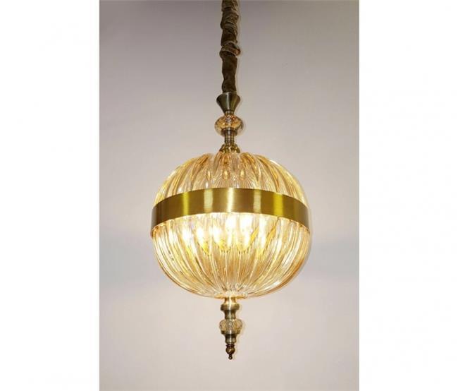 מנורת תלייה קורל קטן - ברק תאורה