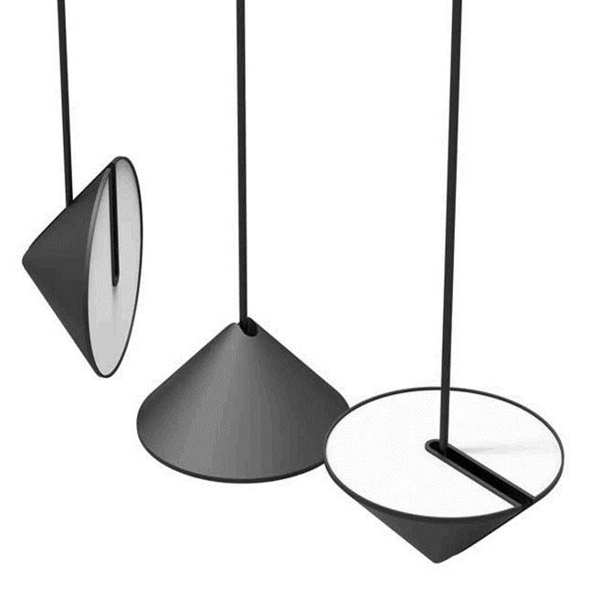 מנורת תליה דגם עורב - ברק תאורה