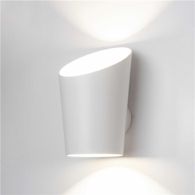 מנורת קיר אפ דאון מוגן מים  - ברק תאורה