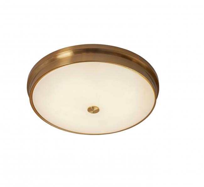 מנורת צמודת תקרה - ברק תאורה