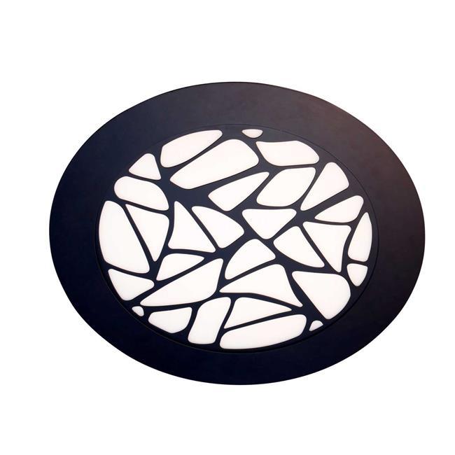מנורה צמודת תקרה דגם בליז - ברק תאורה