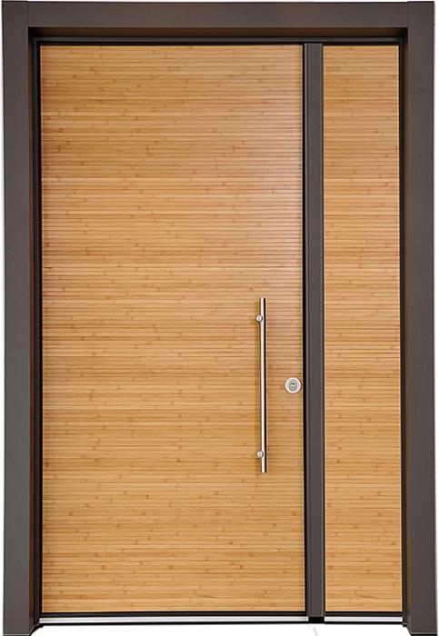 דלתות כניסה קיוטו כנף וחצי - רשפים