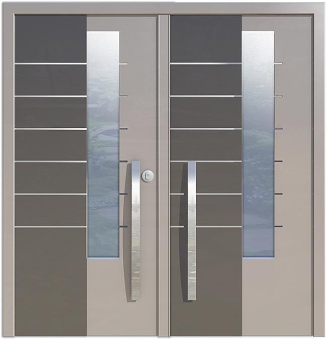 דלתות כניסה טורנטו דו כנפית - רשפים