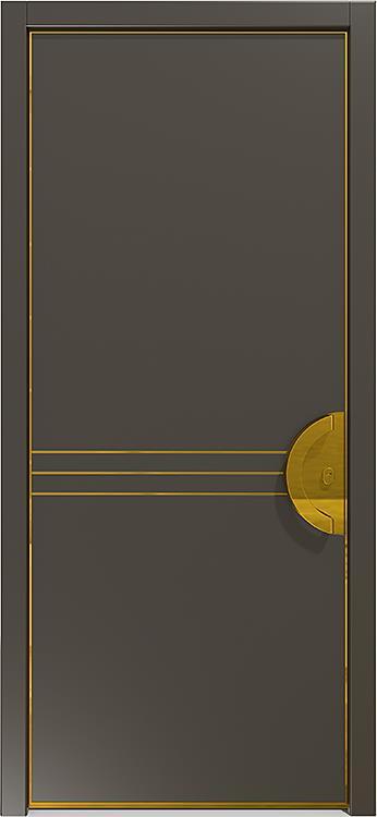 דלתות כניסה ארט-דקו - רשפים