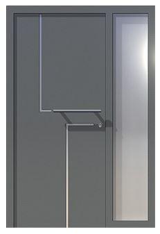 דלתות כניסה סיינה ויטרינה - רשפים