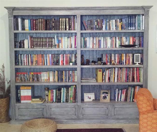 ספריה מעוצבת - Treemium - חלומות בעץ מלא