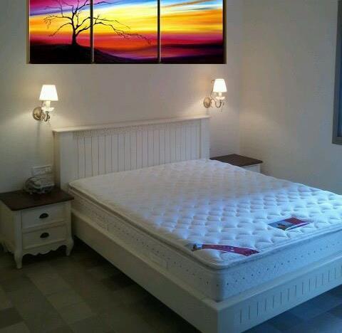 מיטה זוגית מעץ מלא - Treemium - חלומות בעץ מלא