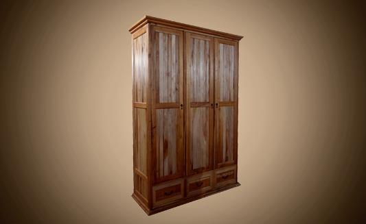 ארון לחדרי שינה - Treemium - חלומות בעץ מלא