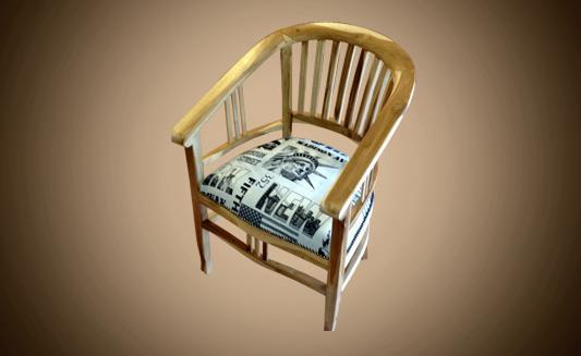 כיסאות מעץ מלא - Treemium - חלומות בעץ מלא