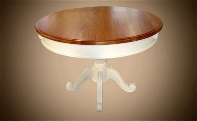 שולחן עגול - Treemium - חלומות בעץ מלא