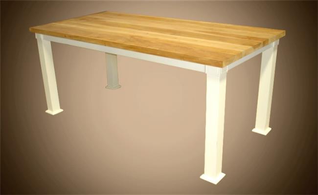 שולחן אוכל עץ מלא - Treemium - חלומות בעץ מלא