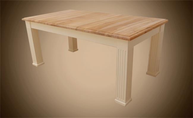 שולחן עץ מלא לפינת האוכל - Treemium - חלומות בעץ מלא