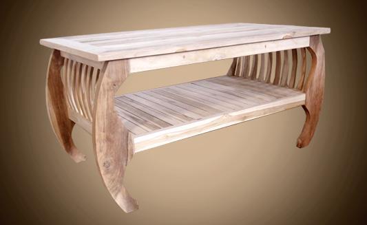 שולחן ייחודי בגוון טבעי - Treemium - חלומות בעץ מלא