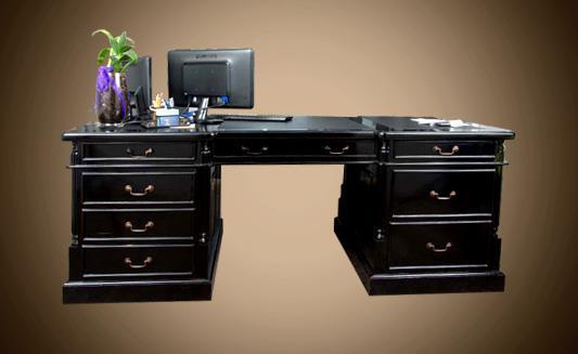 שולחן עבודה שחור  - Treemium - חלומות בעץ מלא