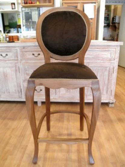 כסא בר קלאסי - Treemium - חלומות בעץ מלא