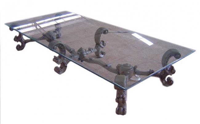 שולחן סלון מהודר - Treemium - חלומות בעץ מלא