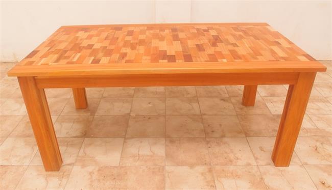 שולחן אוכל dt-38 - Treemium - חלומות בעץ מלא