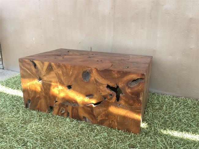 שולחן סלון עץ מלא - Treemium - חלומות בעץ מלא