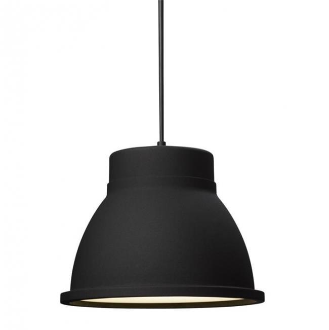 מנורת תלייה שחורה - יאיר דורם תאורה