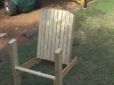 בניית כסא גן