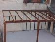 בניית פרגולה