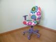 ריפוד מחדש לכסא משרדי