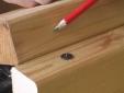 חיבור בעזרת דיבלים מעץ