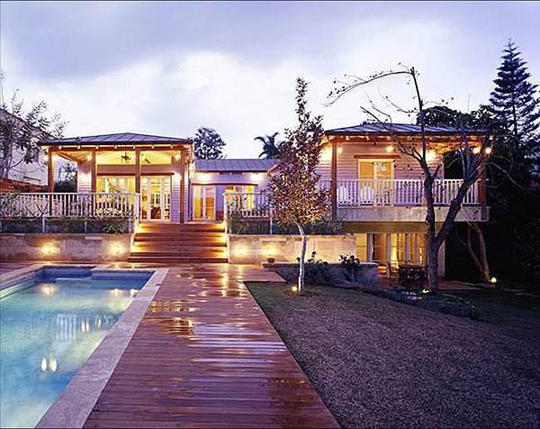 בית בשכונת נוף ים בהרצליה <br/>(צילום: עמית גירון)