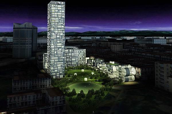 אחד הפתרונות לספיגת הפחמן בעיר, הוא יצירת פארקים שישמשו כ