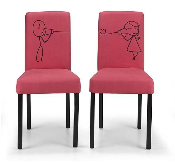 כסאות מעוצבים עם קריצה הומוריסטית, My Home Page (צילום: יח