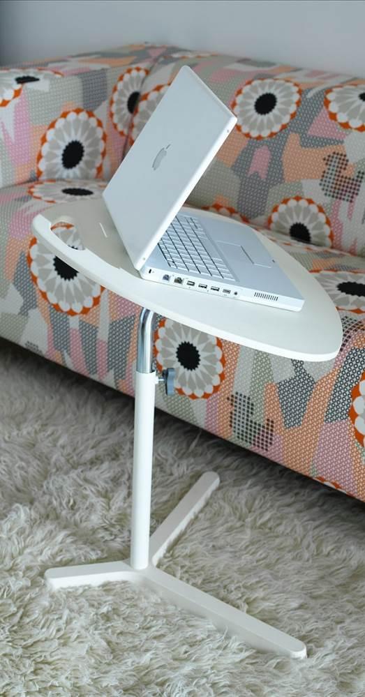 שולחן קומפקטי למחשב נייד,