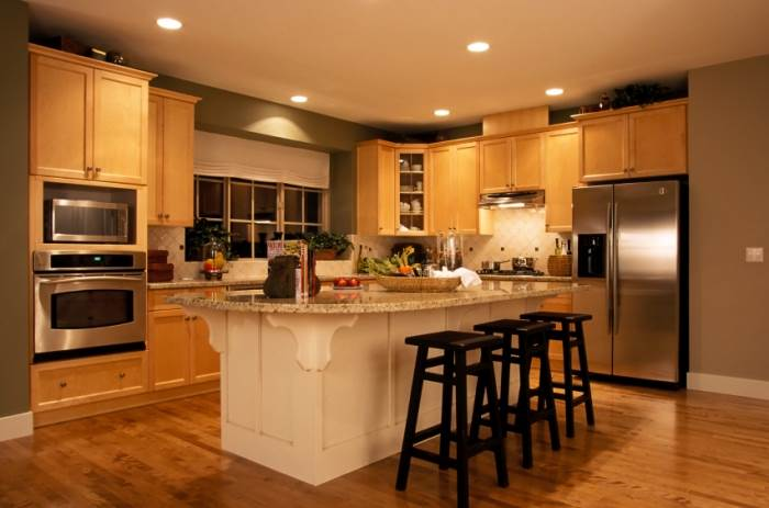 המטבח הפתוח הוא אביזר אופנה, וסטיילינג הוא אלמנט חשוב במטבח החדש, (צילום: אילוסטרציה)