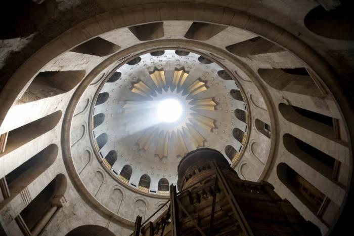 כנסיית הקבר היא יצירה ארכיטקטונית מהמפורסמות בעיר ובעולם, (צילום: istock)