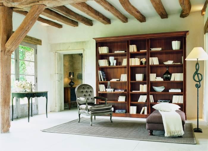 ספרייה מודולארית מבית ROCHE BOBOIS Paris, להשיג ב