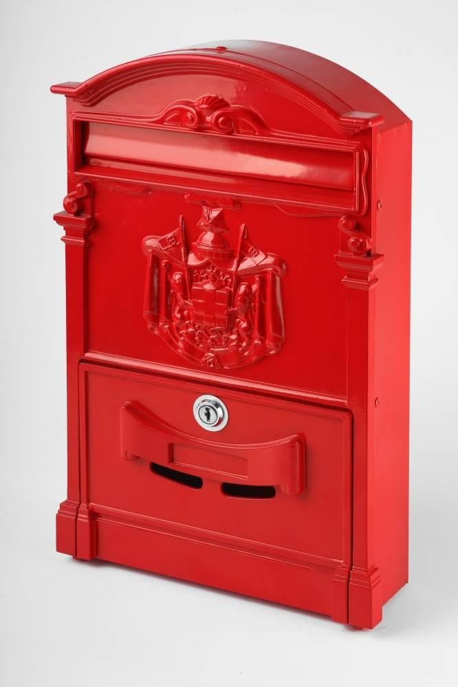 תיבת דואר מעוצבת לכניסת הבית בעלות 399 ש