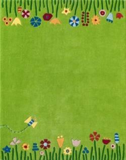 שטיח ירוק לחדר ילדים במחיר 1,249 ש